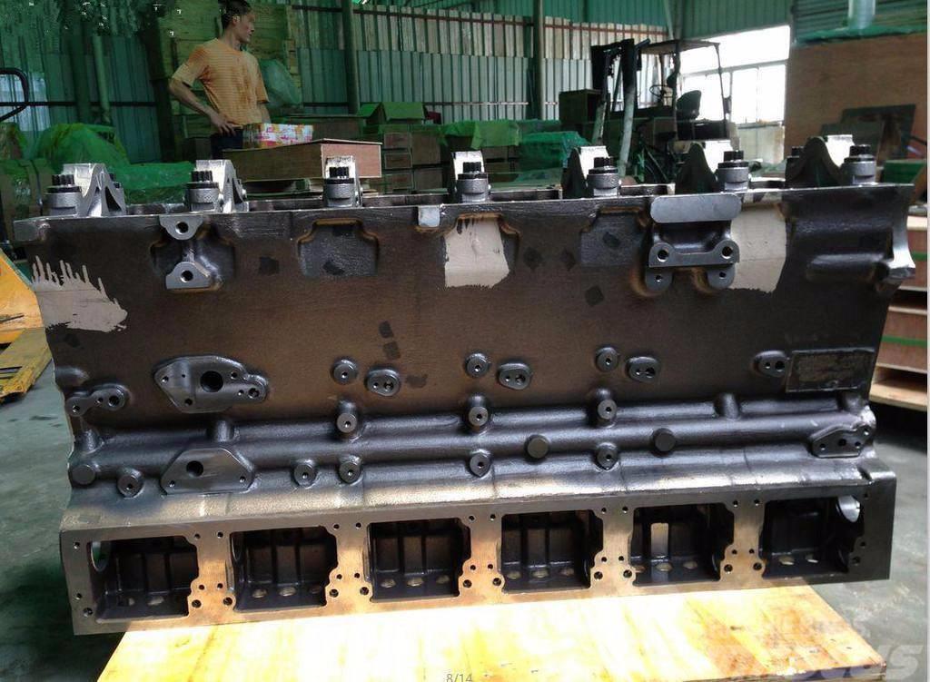 Cummins 6bt5.9 engine block 3928797