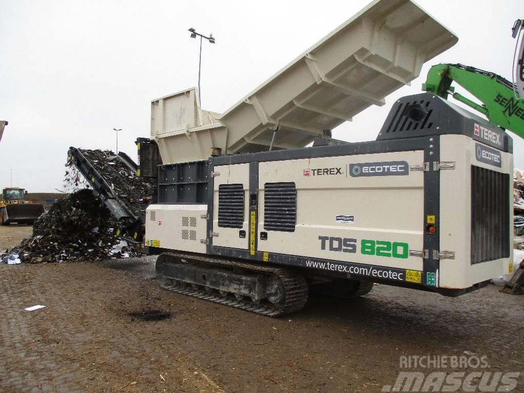 Terex Ecotec TDS 820