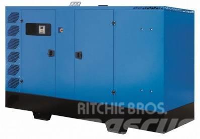 CGM e130VO - 143 Kva Volvo Stage IIIA / CCR2 generator