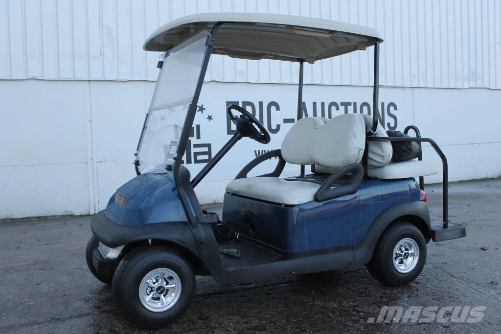 Club Car Precendent Golfcar