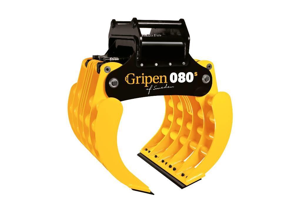 HSP Gripen 080 Sorting S70 innfesting