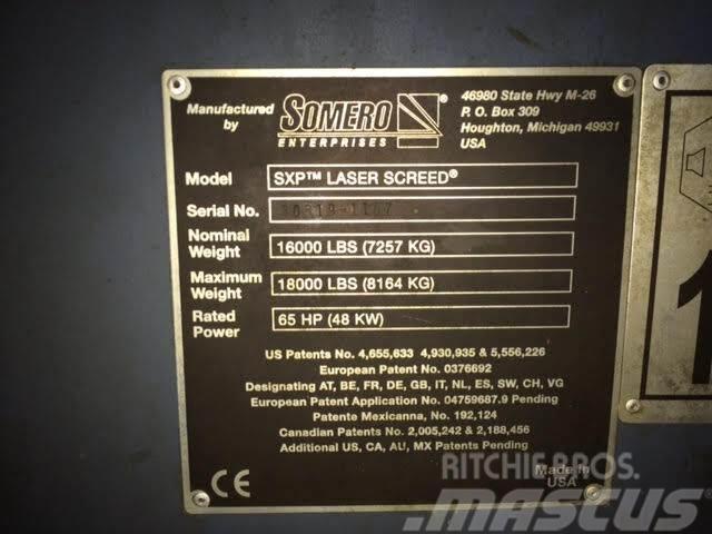 Somero SXP