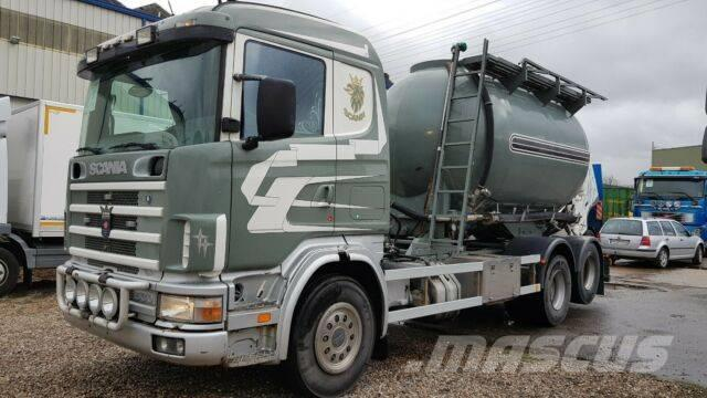 Scania R 144-530
