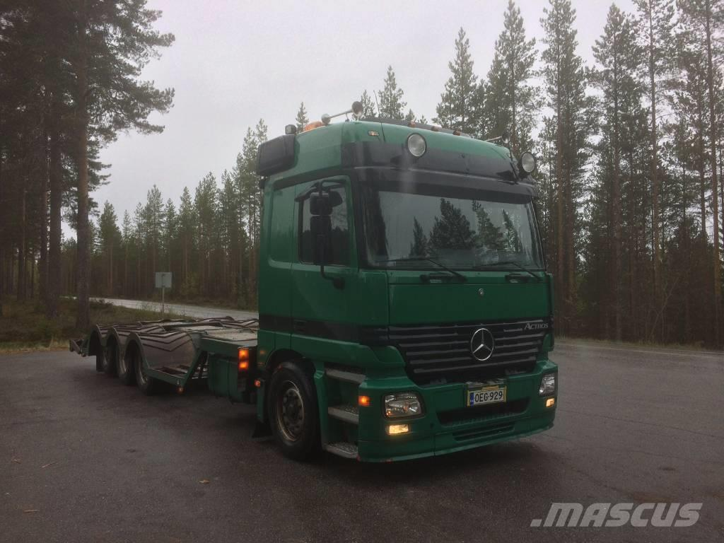 Used mercedes benz 3248l other trucks year 1999 price for Mercedes benz trucks usa