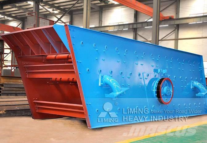Liming 100-800t/h S5X2460-4 Crible Vibrant