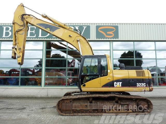 Caterpillar 322 CL