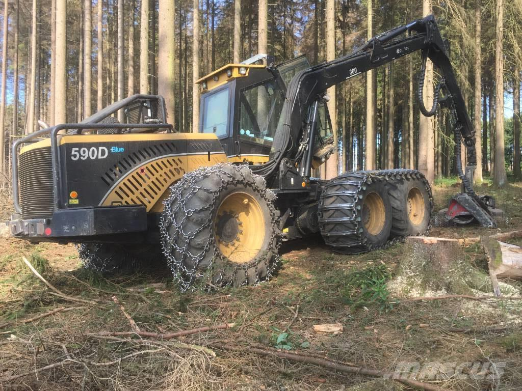 Eco Log 590 D