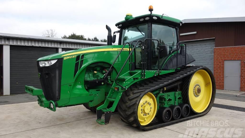 John Deere 8360 R T AutoPower