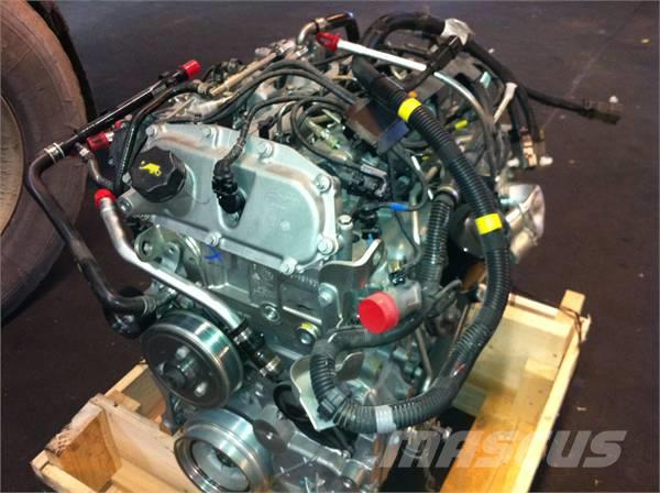 IVECO/MITSUBISHI FUSO DAILY/ FUSO, 2013, Engines