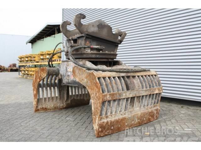 Caterpillar Verachtert Demolition and Sortinggrapple G330 / VR