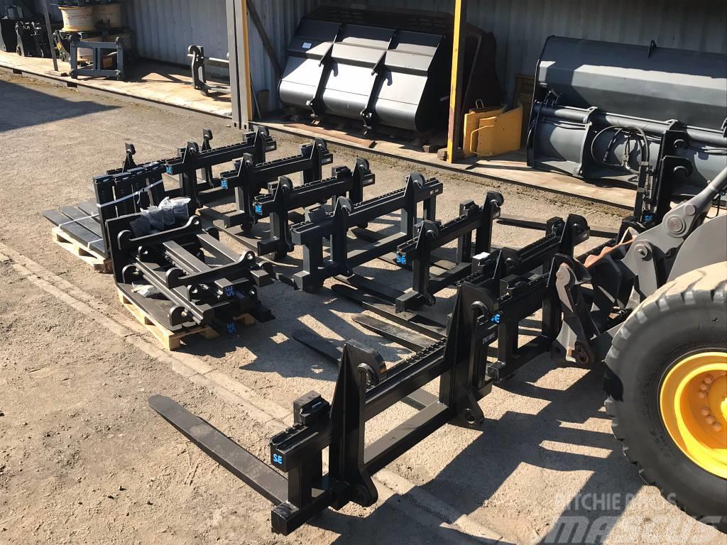 [Other] SE / Volvo 5 & 8 & 11 ton pallet forks