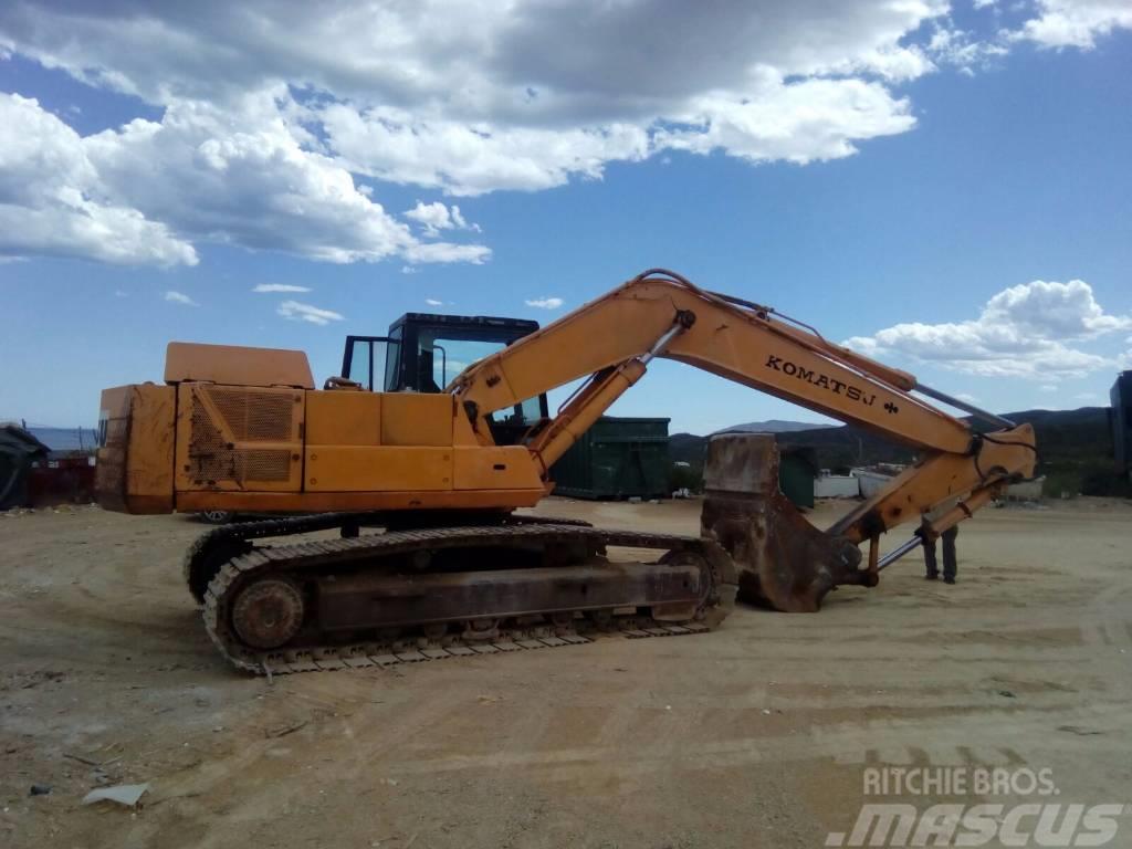 Komatsu PC240-3 Segunda Mano - Crawler excavators, Price ...