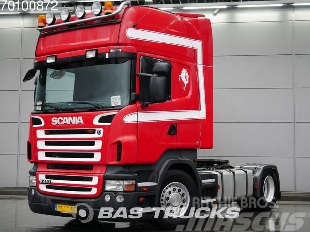 Scania R420 4X2 Retarder Euro 4
