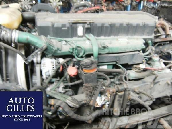 Volvo D 12 D 360 EC 01 VEB / D12D360EC01VEB LKW Motor