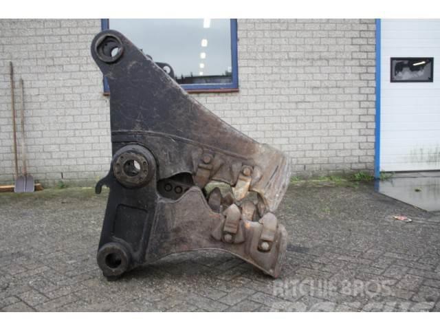 Verachtert Demolitionshear VTK 30
