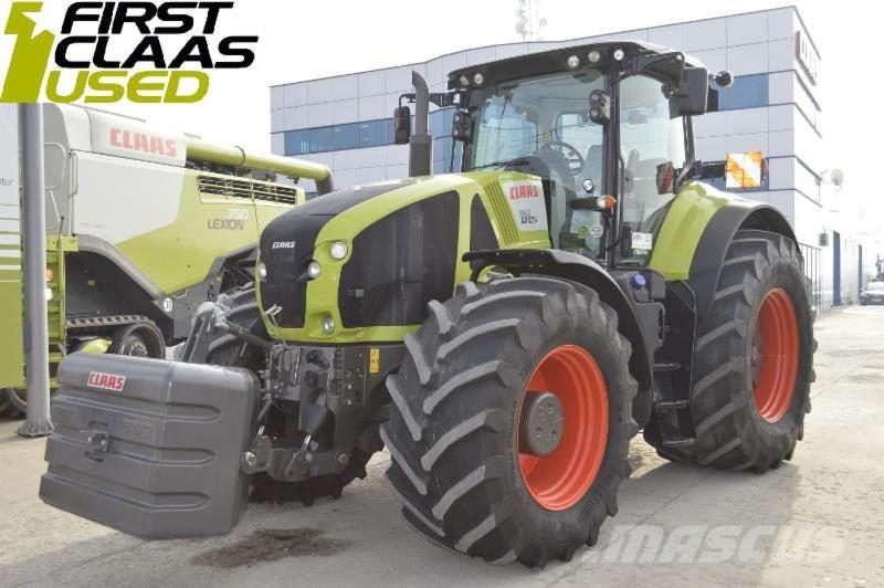 CLAAS AXION 950 CMATIC + GPS PILOT