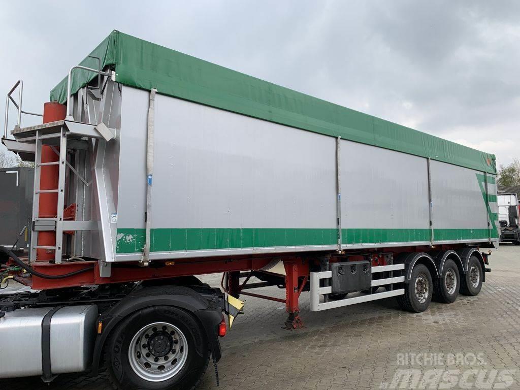 Bodex KIS 3W-A 62m3 Stahl-Alu 24V Self Support Klep/deur