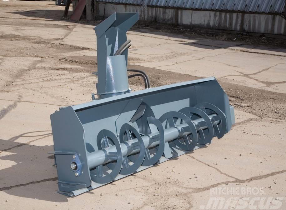 [Other] СП-173 Снегоочиститель фрезерно-роторный для мини-