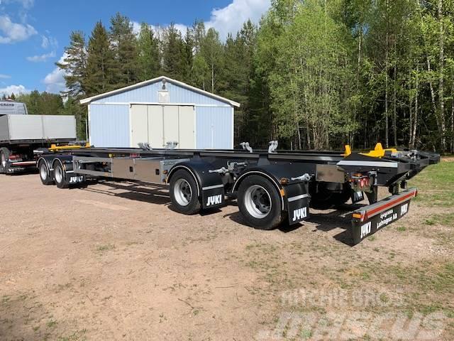 Jyki Lastväxlarvagn med skjutcylinder