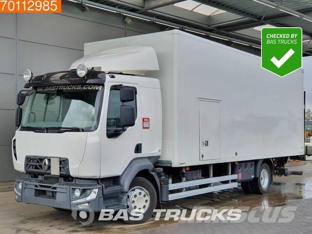 Renault D12 250 4X2 Ladebordwand Euro 6