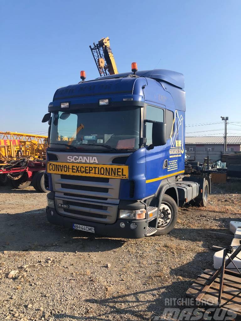 Scania r420 mega