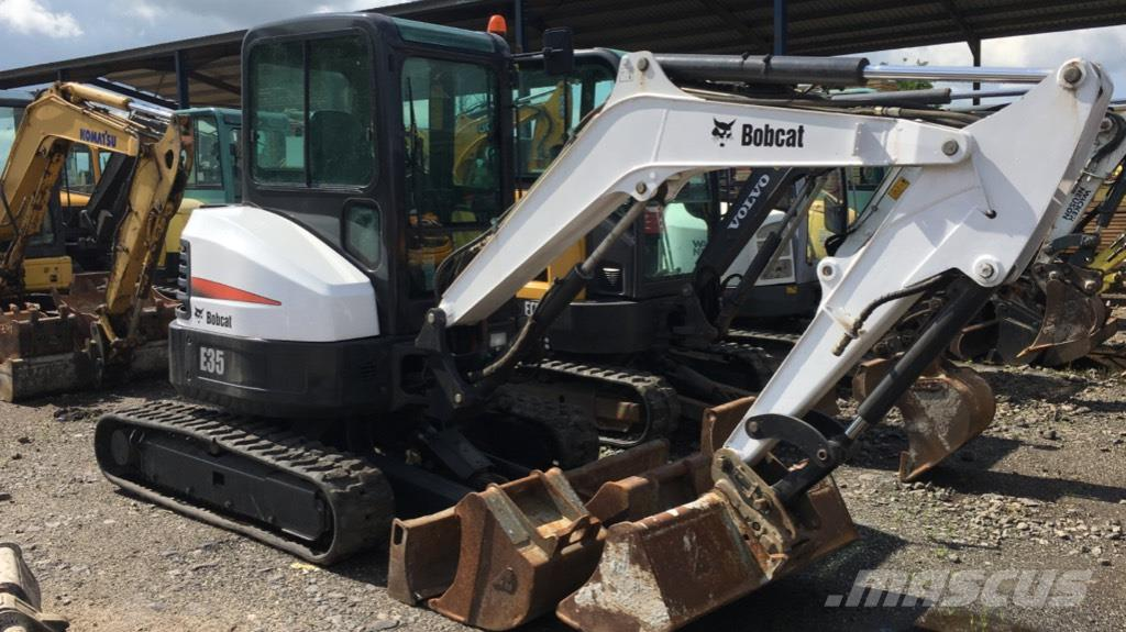Bobcat E 35 EM
