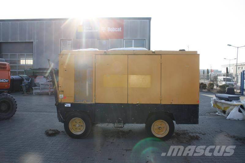 Atlas Copco XAMS 355 MD