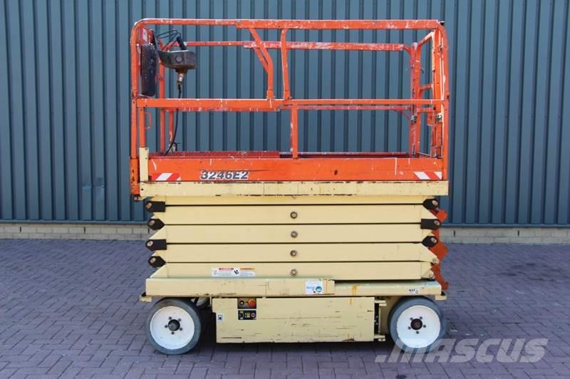 JLG 3246ES Electric, 11.7 m Working Height