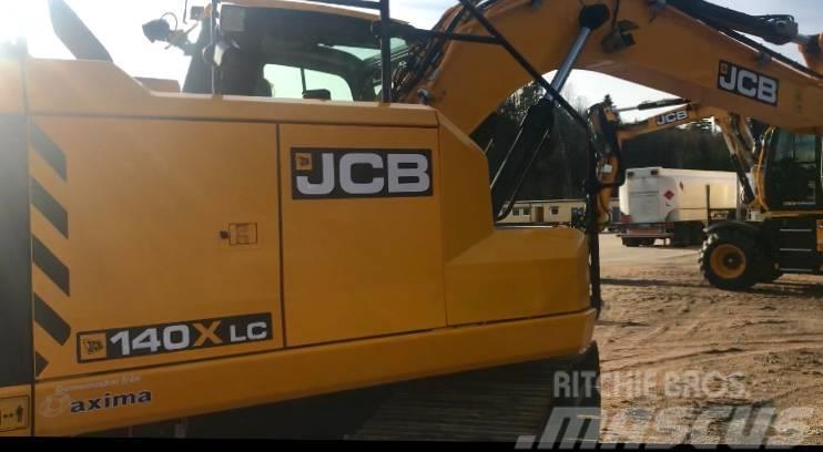 JCB 140 X