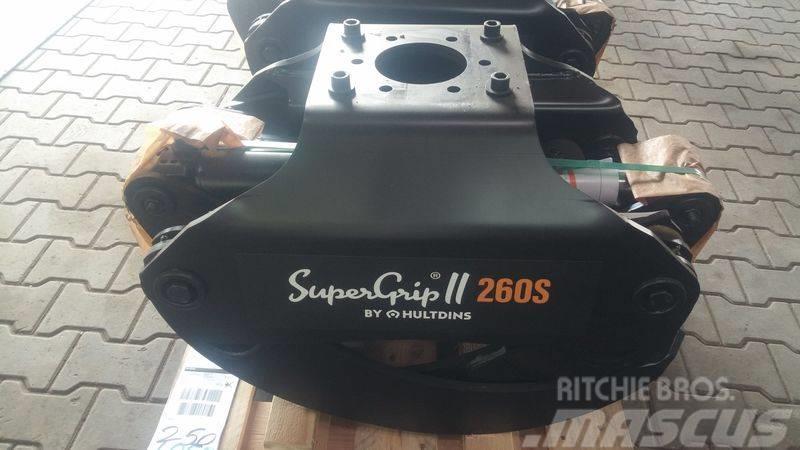 Hultdins Super Grip II 260 S