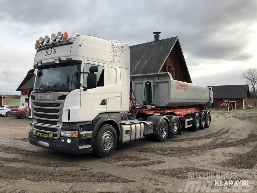 Scania Kilafors R500LA6X2MNA / TRB3CTB3-41-90
