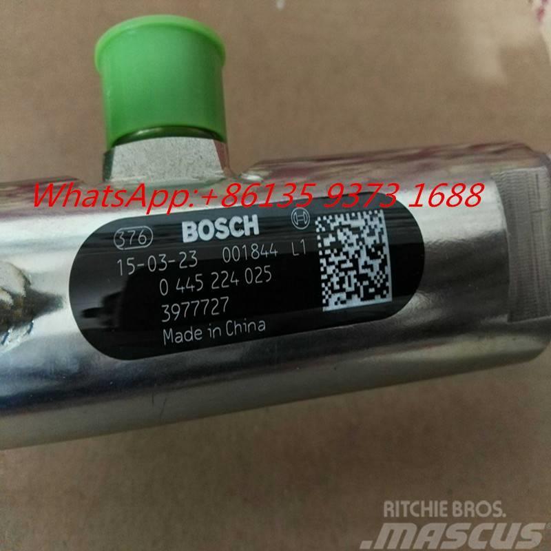 Cummins Isde Fuel Manifold 3977727 0445224025
