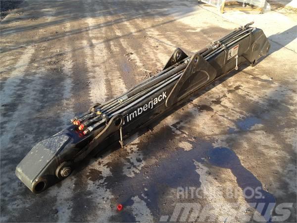 Timberjack F71 main boom