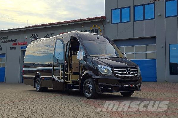 Mercedes-Benz Sprinter 519 CUBY Tourist Warranty 5 years (146)
