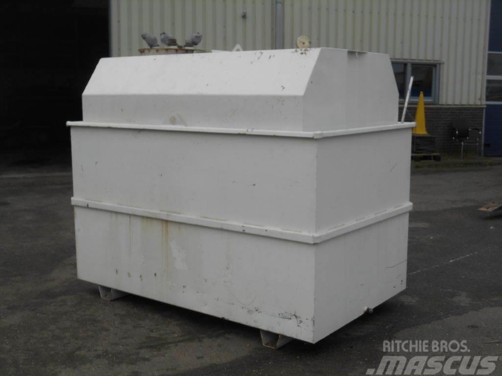 [Other] Diesel Fuel Tank 3.500L