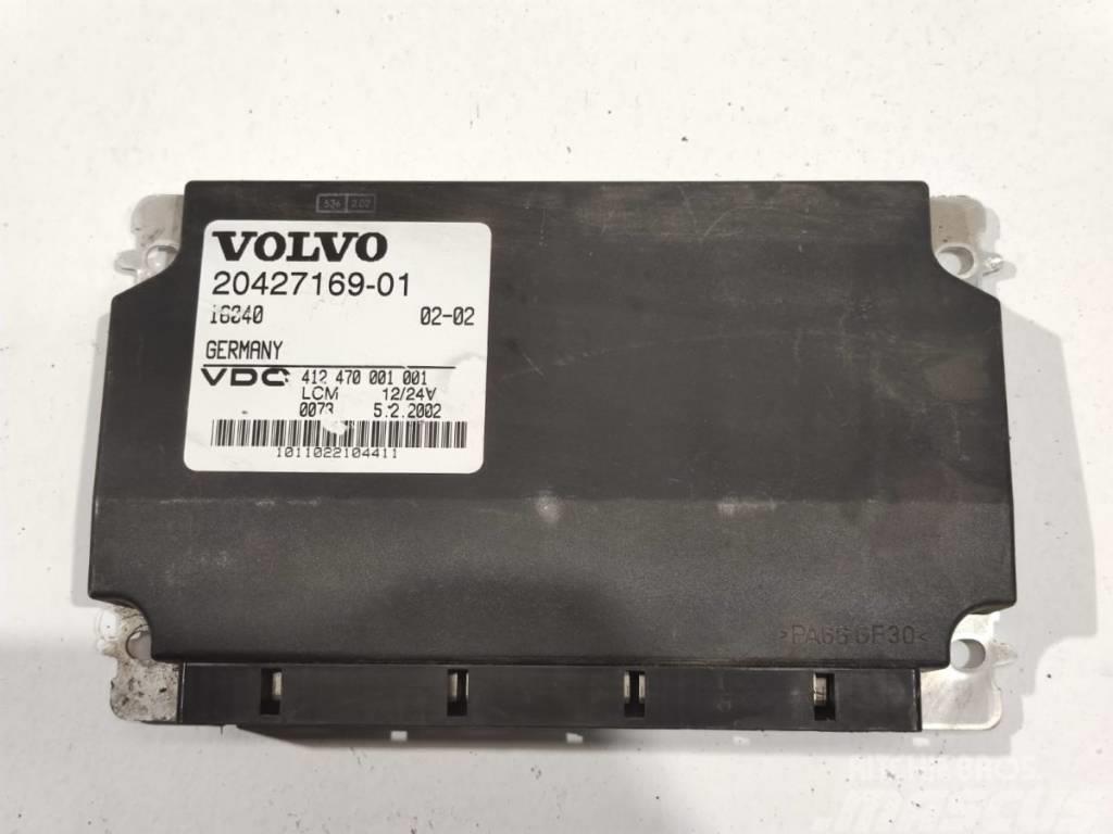 Volvo ECU LCM 20744283, 20427169, 20514900