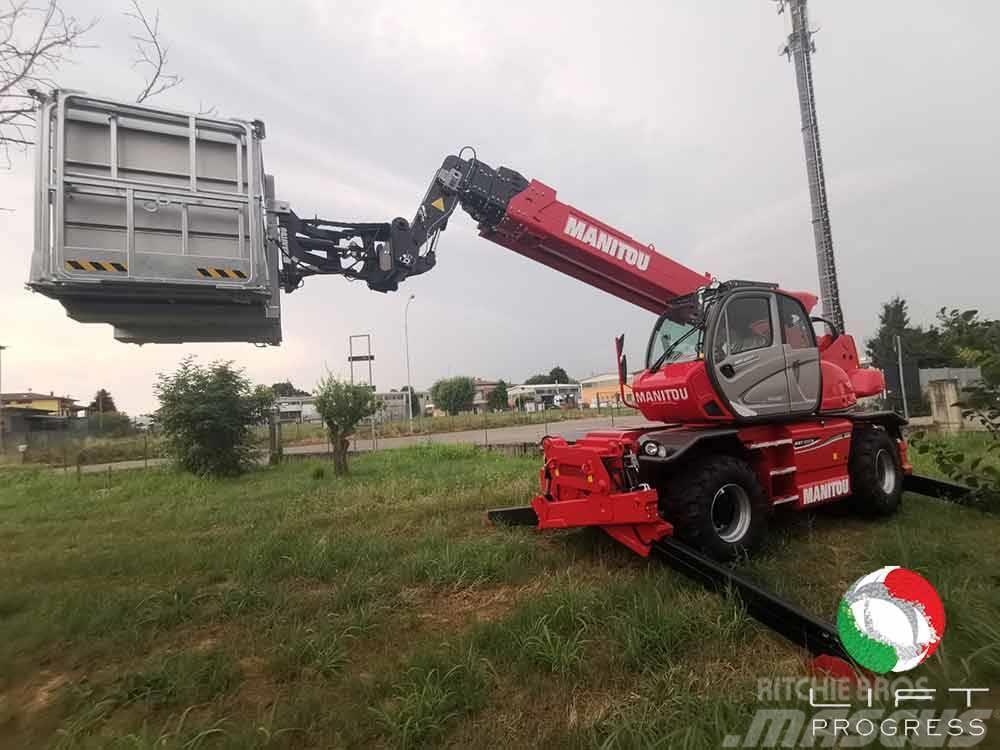 Manitou MRT 2550