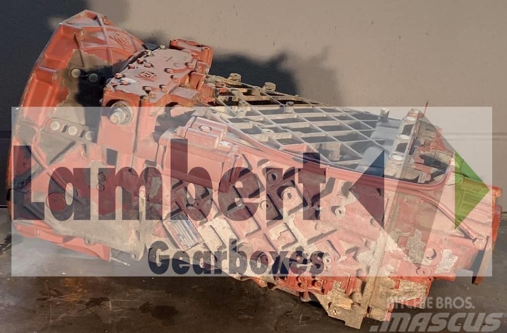 ZF 16S181 Ecosplit Getriebe Gearbox 1316055139