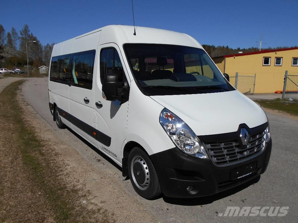 used renault master l3 h2 f rdtj nst klass 1 mini bus year 2017 for sale mascus usa. Black Bedroom Furniture Sets. Home Design Ideas