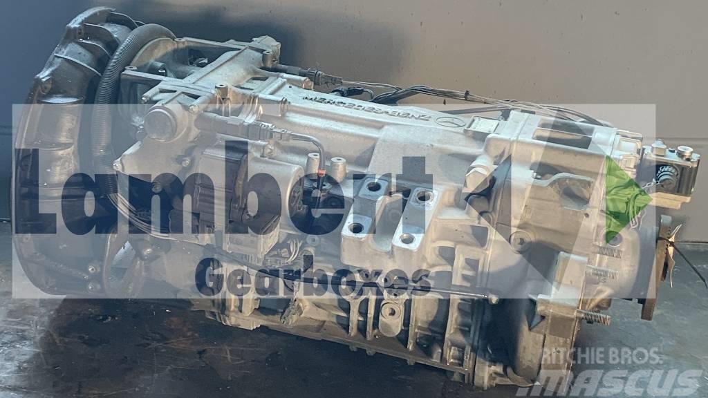 Mercedes-Benz G210-16 715500  715242 Getriebe Gearbox Actros