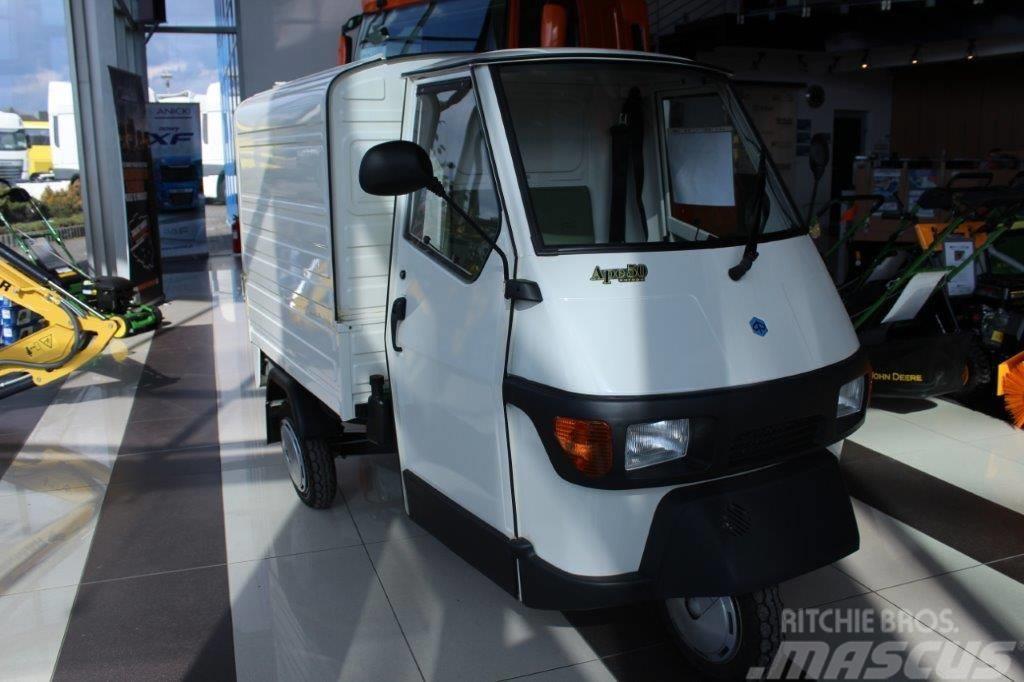 Piaggio 2017 APE 50 VAN Pickup