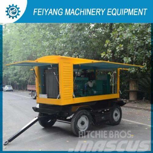 Cummins 250kw diesel generator set
