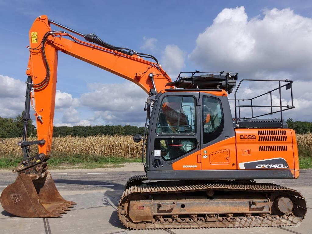 Doosan DX140LC-5 (2116 HOURS)