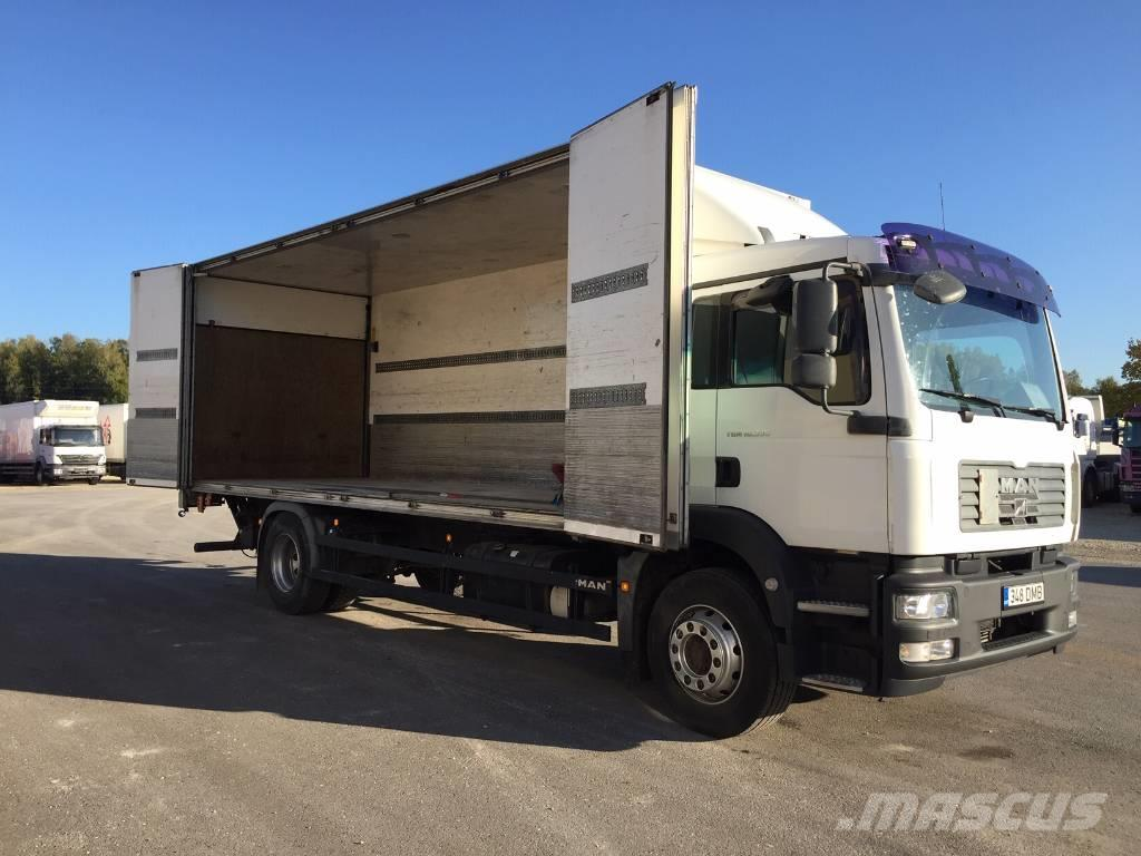 MAN TGM 18.330 4x2+SIDE OPENING+ONLY 179000 KM!!!