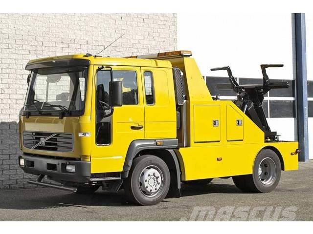 Volvo FL612 4X2 RECOVERY TRUCK