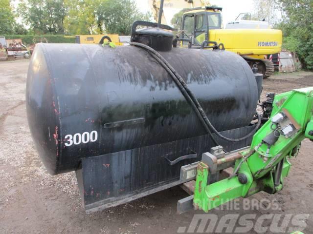 HMB 3000 Liter