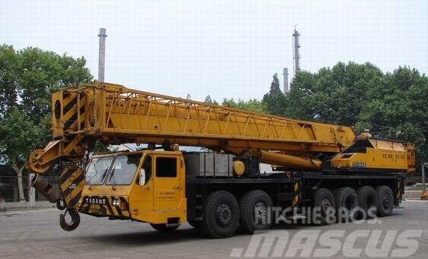 Tadano TG1300E_all terrain cranes   Pre Owned All terrain