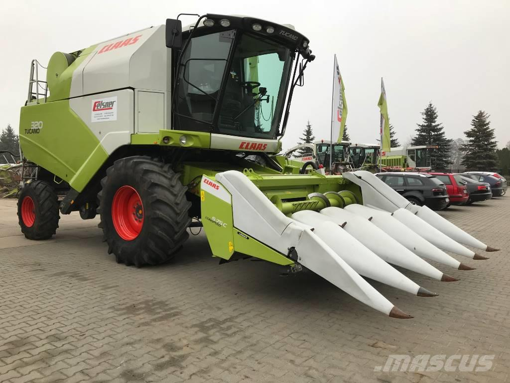 CLAAS Conspeed 5-75 C