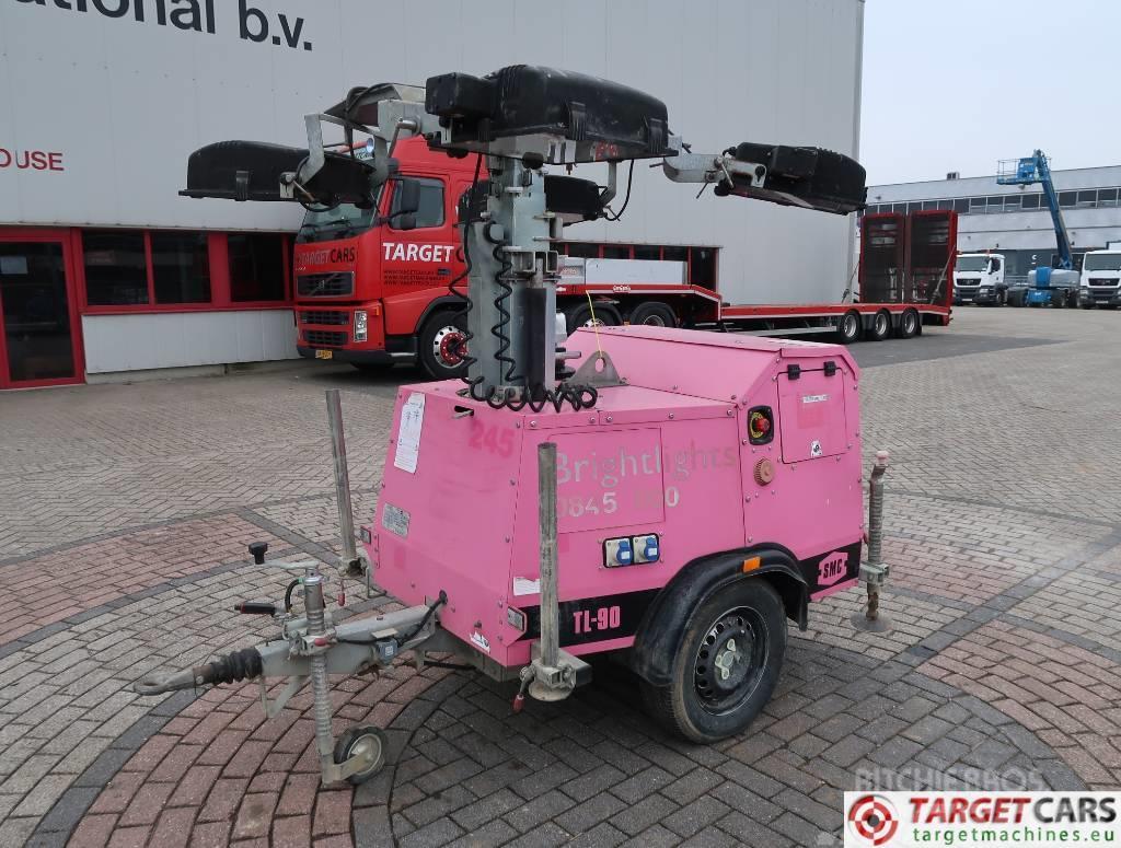 SMC TL90 Tower Light TL-90 4x1000W w/generator