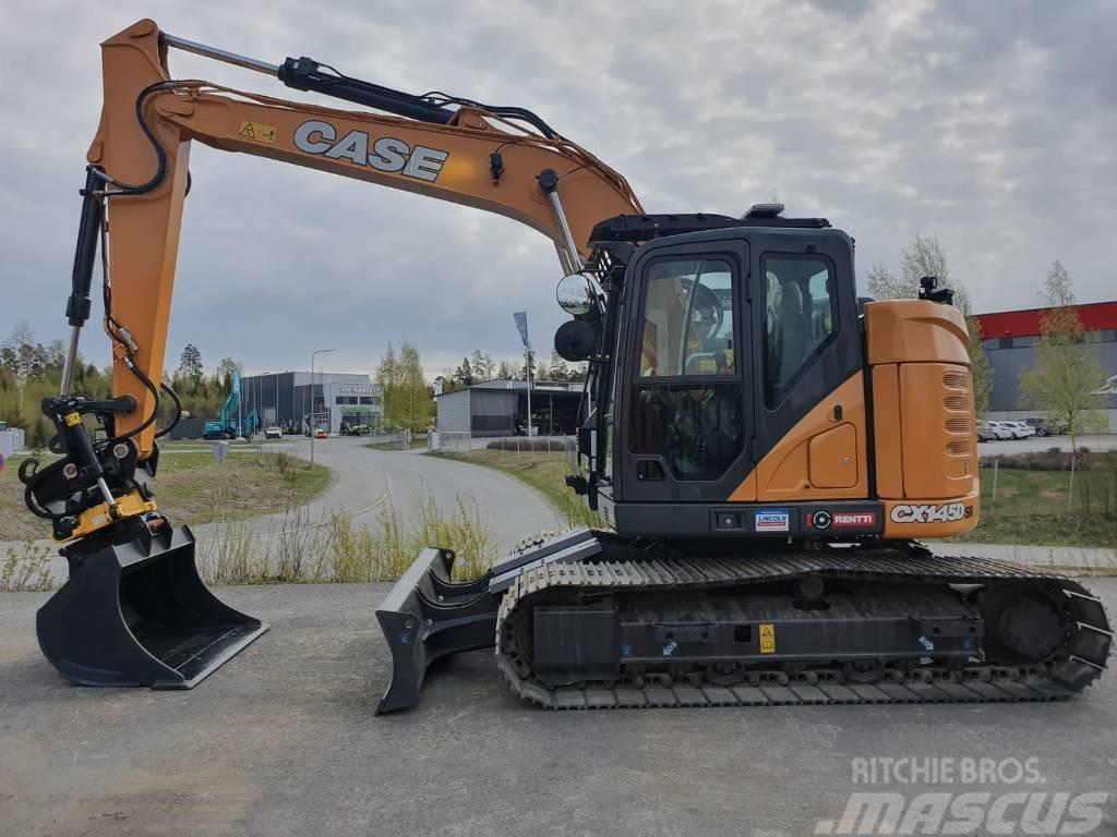 CASE CX145D SR